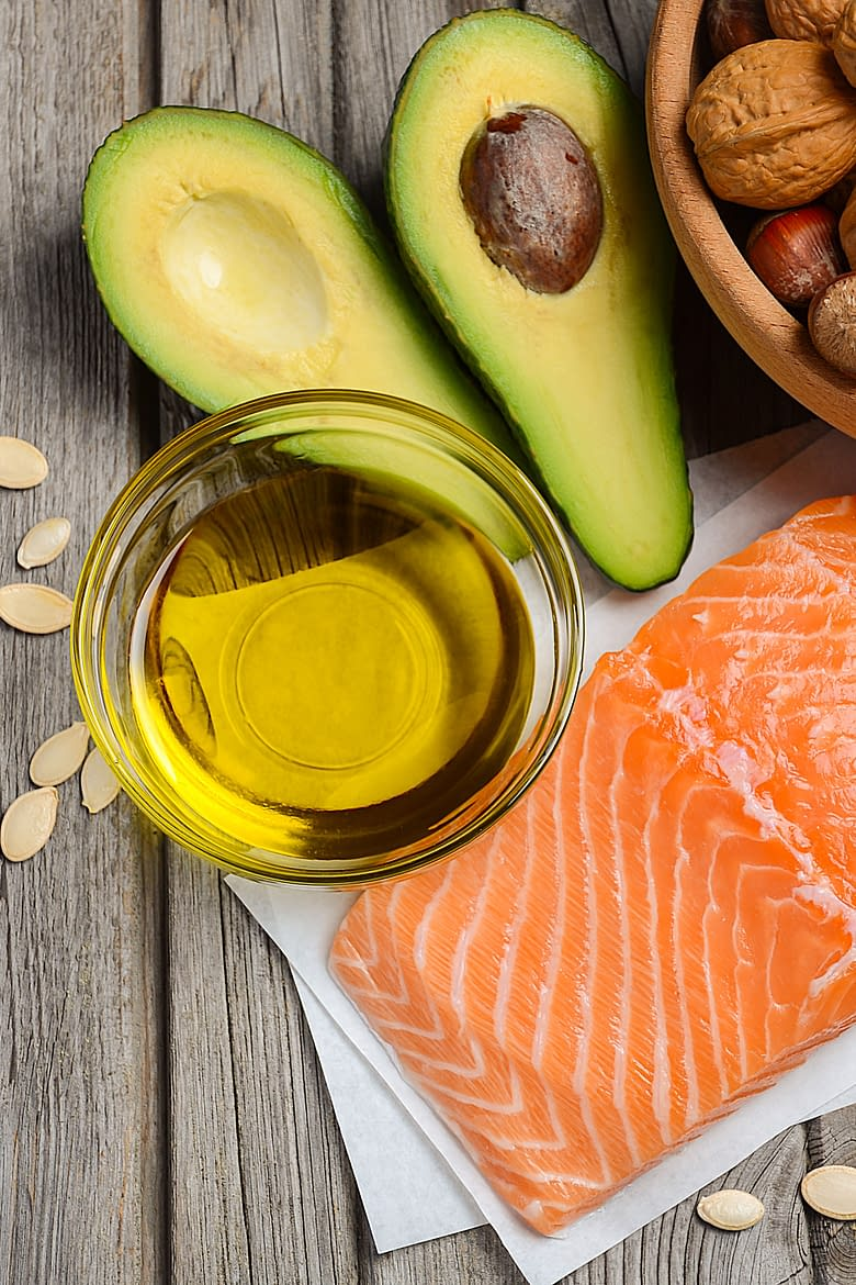 healthy fats and fertility
